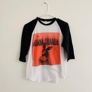 Ariana Grande 2017 Dangerous Woman Tour Tee Small